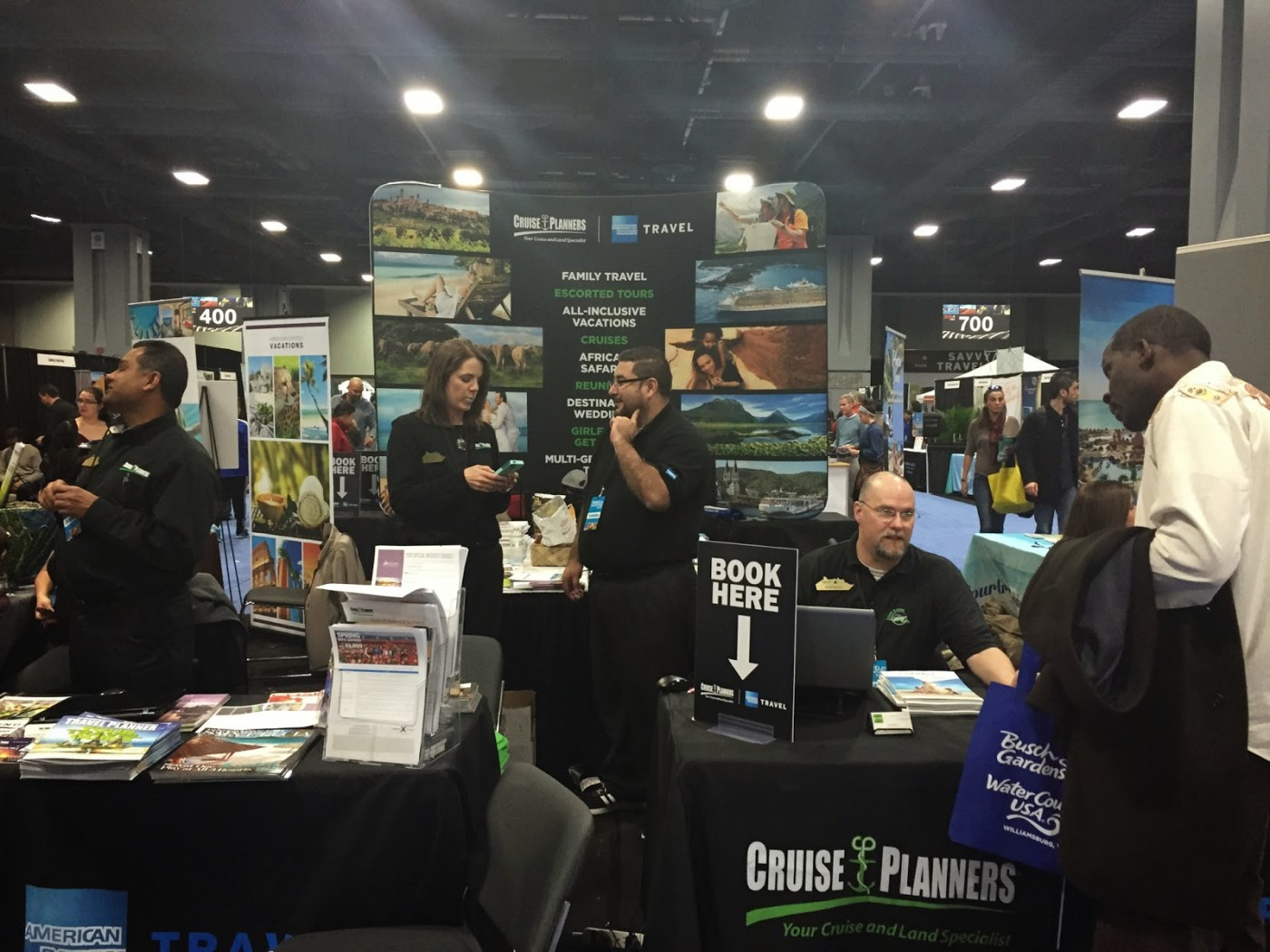 DC Travel Adventure Show